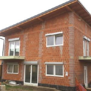 Samostojna hiša - novogradnja